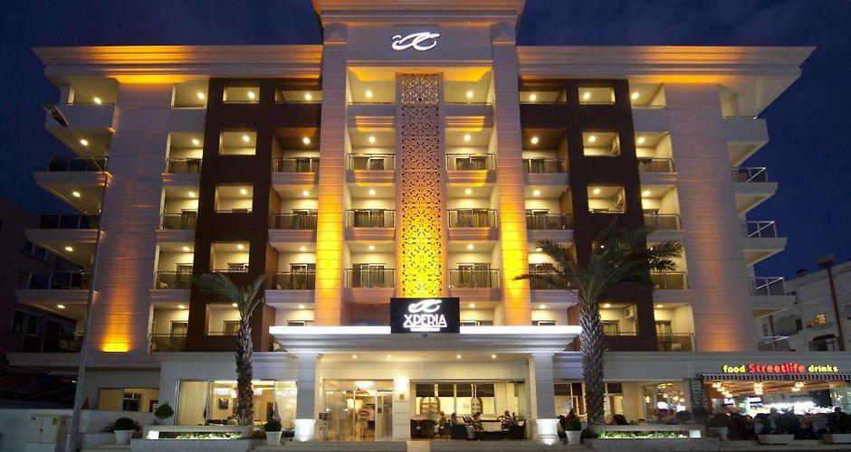 XPERIA GRAND BALI HOTEL (ADULTS ONLY) ALANYA - Alanya, Turkey